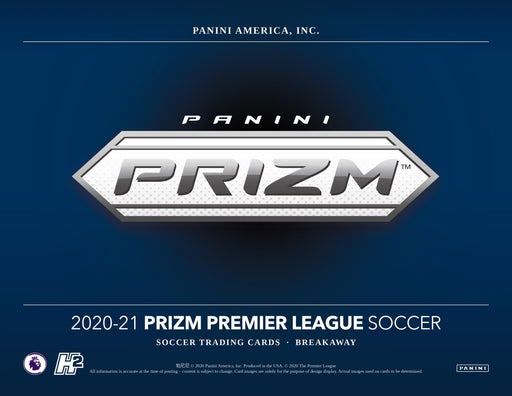 2020-21 Panini Prizm English Premier League EPL Breakaway Soccer Pack-Cherry Collectables