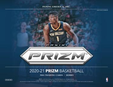 20-21 PRIZM Basketball 1-Box Break #2863 (Win Hornets) - Team Based - Apr 16 (5pm)-Cherry Collectables