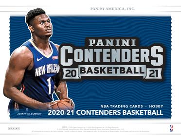 20-21 Contenders Hobby 3-Box Break #2808 (Win Hornets) - Team Based - Release Day-Cherry Collectables