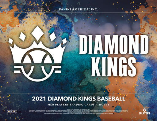 2021 Panini Diamond Kings Baseball Hobby Pack (Pre Order Apr 28)-Cherry Collectables