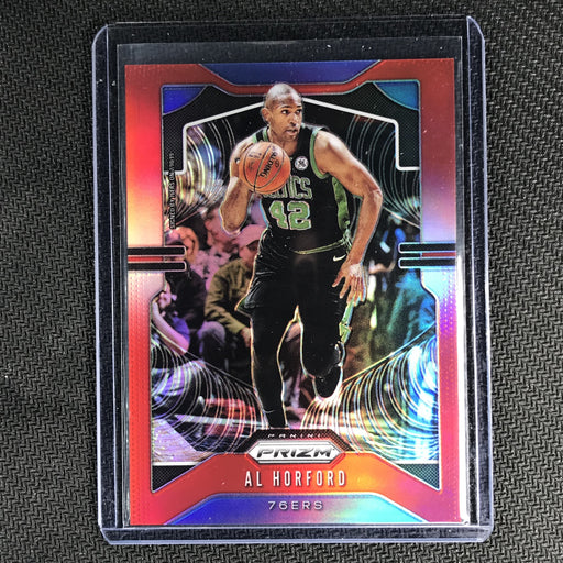 2019-20 Prizm AL HORFORD Red Prizm /299-Cherry Collectables