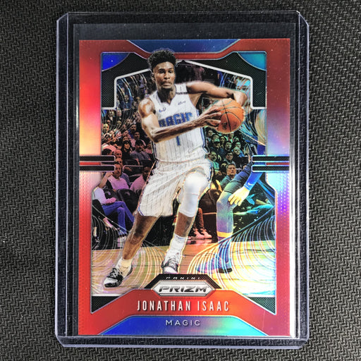 2019-20 Prizm JONATHAN ISAAC Red Prizm /299-Cherry Collectables