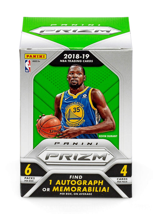 2018-19 Panini Prizm Basketball Retail Blaster 11-Pack Box (Pre Order Dec 7)-Cherry Collectables