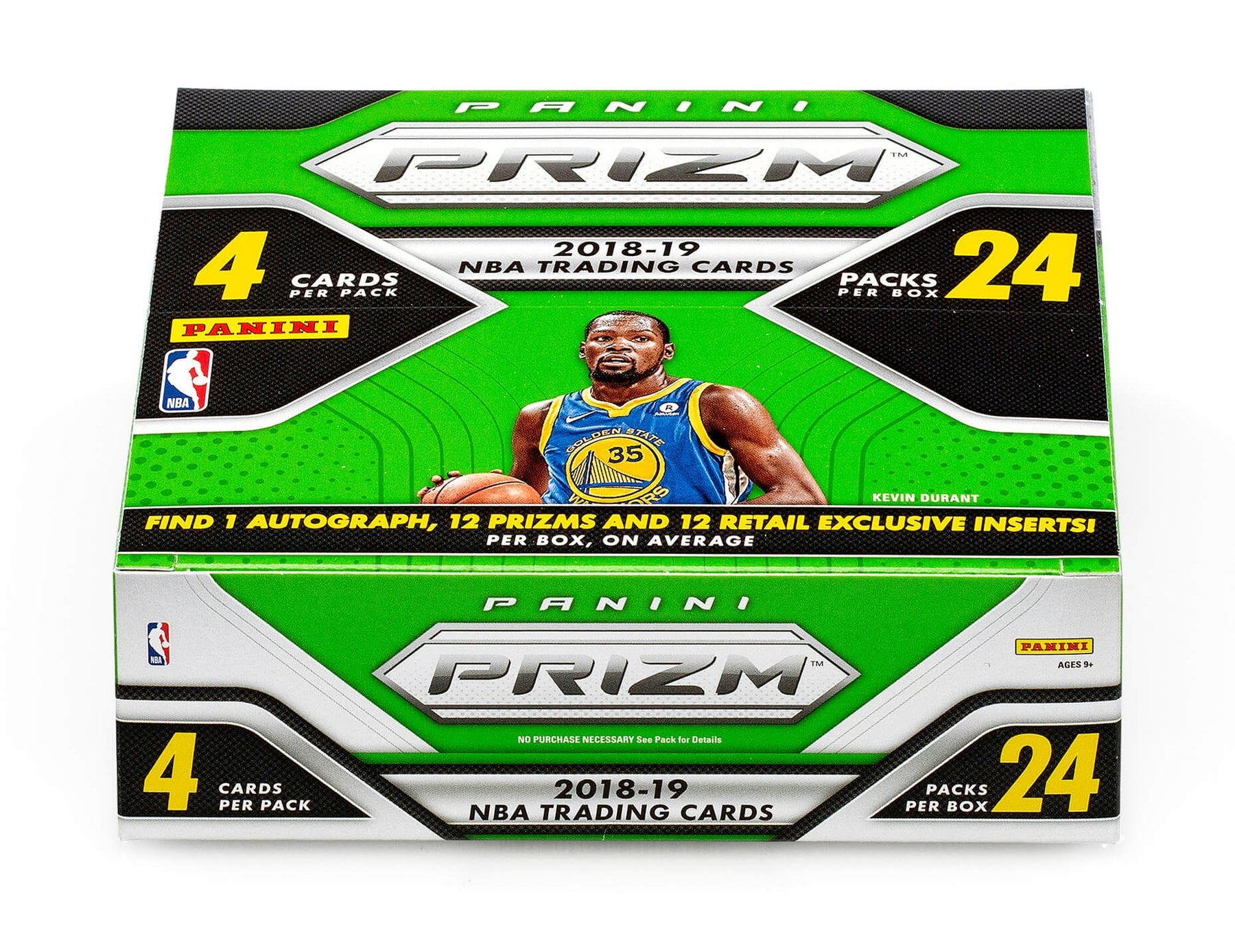 2018-19 Panini Prizm Basketball Retail Box-Cherry Collectables