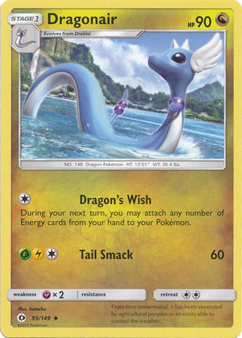 Dragonair - 95/149 - Uncommon-Cherry Collectables