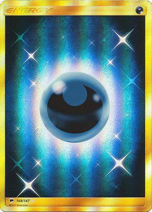 Darkness Energy - 168/147 - Secret Rare-Cherry Collectables