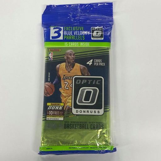 2018-19 Panini Donruss Optic Basketball Cello Multi-Pack-Cherry Collectables