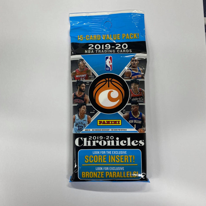 2019-20 Panini Chronicles Basketball Retail Multi Pack-Cherry Collectables