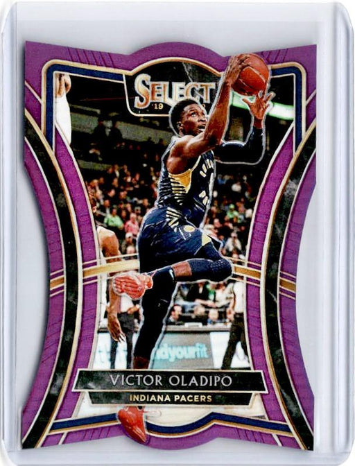 2019-20 Select VICTOR OLADIPO Purple Prizm /99 Die Cut #179-Cherry Collectables
