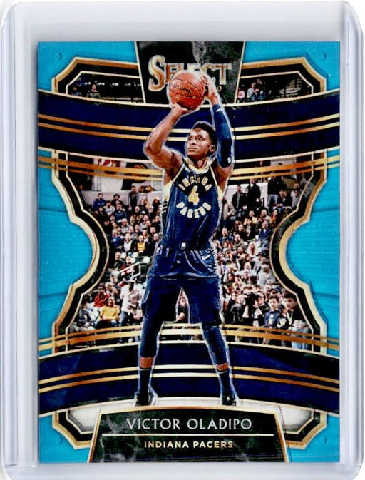 2019-20 Select VICTOR OLADIPO Light Blue Prizm /299 #73-Cherry Collectables