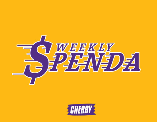 Weekly Spenda - Multi-Box Group Break #2016 - Random Team - Jan 25 (5pm)-Cherry Collectables