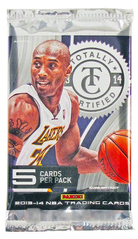2013/14 Panini Totally Certified Basketball Hobby Pack - Cherry Collectables