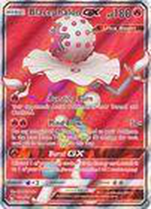 Blacephalon GX - 199/214 - Full Art Ultra Rare - Lost Thunder-Cherry Collectables