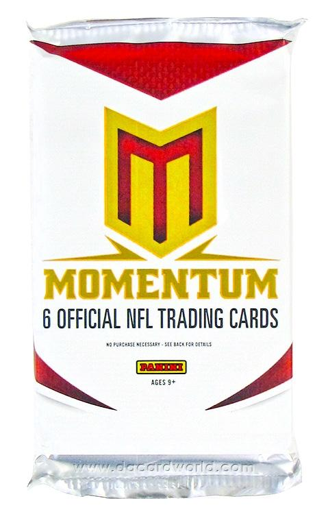 2013 Panini Momentum Football Hobby Pack-Cherry Collectables