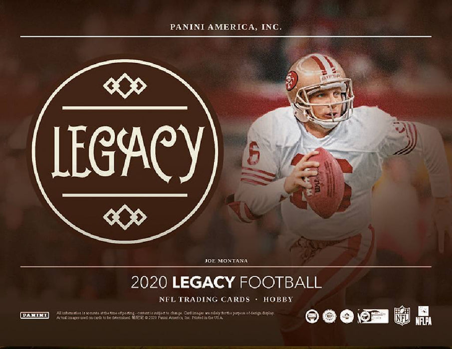 20-21 Legacy Football 3-Box Break #0220 (BENGALS GIVEAWAY) - Team Based - Jun 30 (Night)-Cherry Collectables