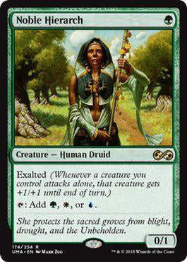 Noble Hierarch 174/254-Cherry Collectables