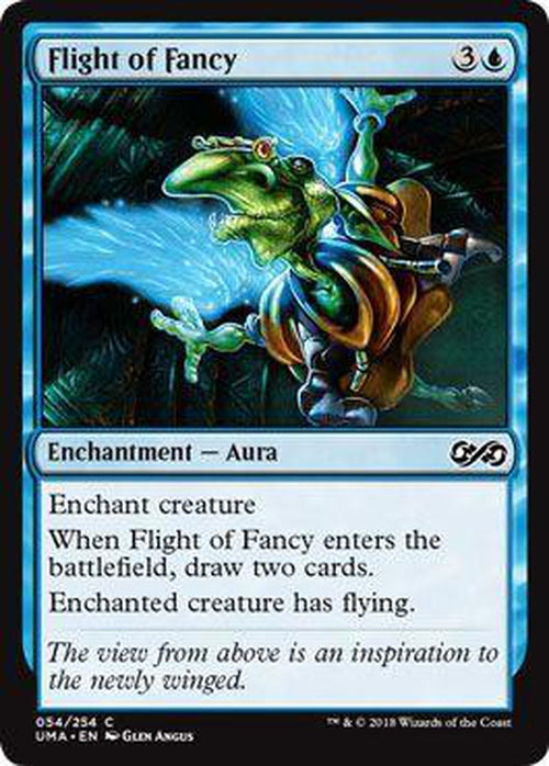 Flight of Fancy 054/254 - UMA-Cherry Collectables