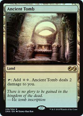 Ancient Tomb 236/254 - Foil-Cherry Collectables