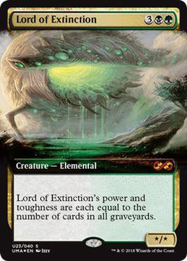 Lord of Extinction U23/040 - Foil-Cherry Collectables
