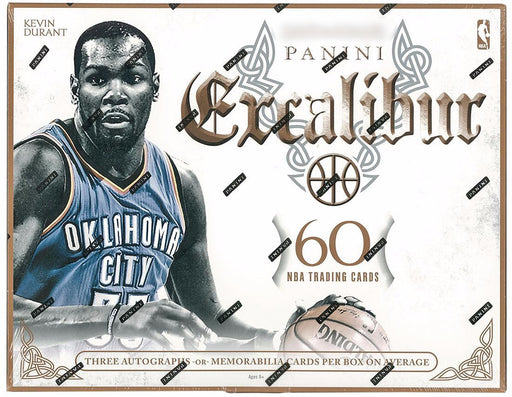 2014/15 Panini Excalibur Premium Basketball Hobby Box-Cherry Collectables
