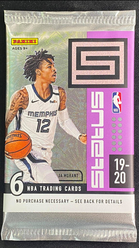 2019-20 Panini Status Basketball Tmall Pack-Cherry Collectables