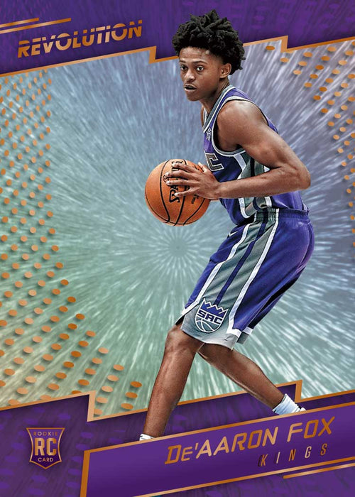 2017-18 Panini Revolution Basketball Hobby Box-Cherry Collectables
