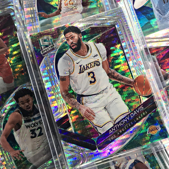 2019-20 Spectra KARL MALONE MVP Base Celestial 70/99-Cherry Collectables