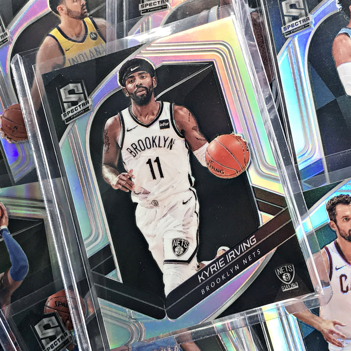 2019-20 Spectra BROOK LOPEZ Base Silver Prizm #54-Cherry Collectables