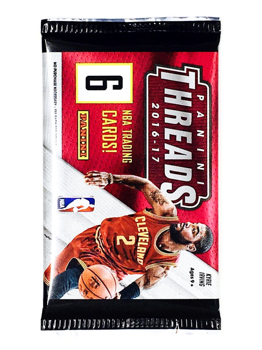 2016/17 Panini Threads Basketball Hobby Pack-Cherry Collectables