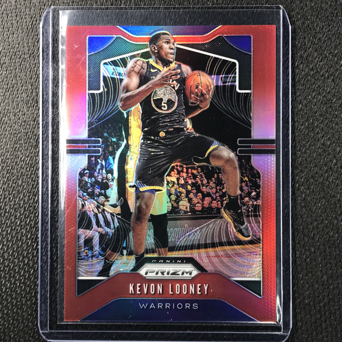 2019-20 Prizm KEVON LOONEY Red Prizm /299 #104-Cherry Collectables