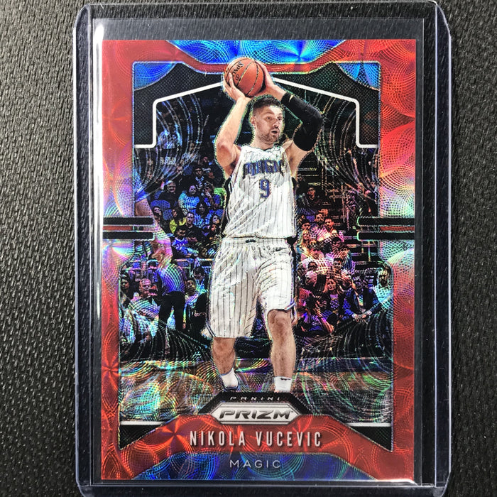2019-20 Prizm NIKOLA VUCEVIC Choice Red Prizm 8/88 #247-Cherry Collectables