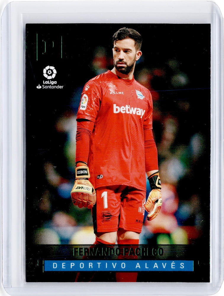 2019-20 Chronicles Soccer FERNANDO PACHECO Panini Base Green #407-Cherry Collectables