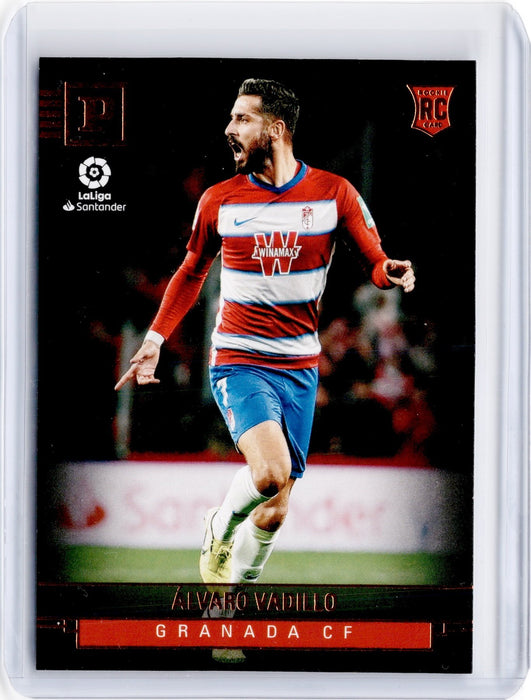 2019-20 Chronicles Soccer ALVARO VADILLO Base Bronze Rookie #346-Cherry Collectables