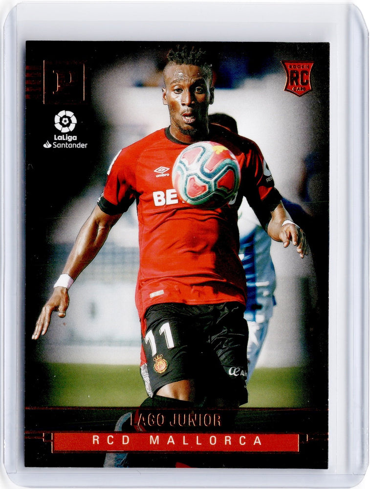 2019-20 Chronicles Soccer LAGO JUNIOR Base Bronze Rookie #399-Cherry Collectables