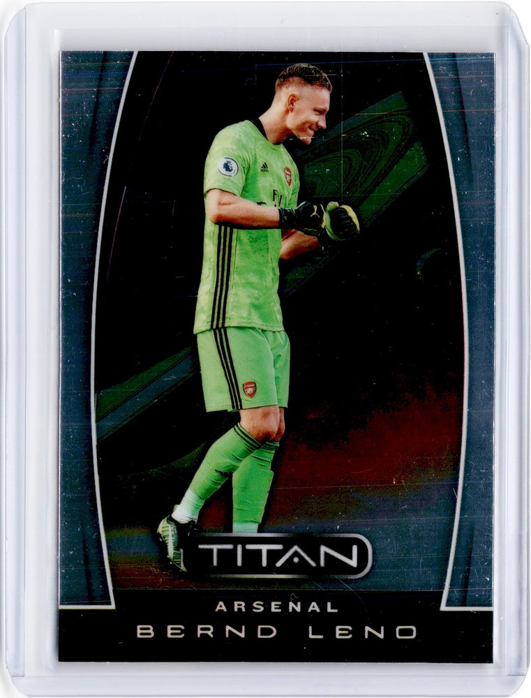 2019-20 Chronicles Soccer BERND LENO Titan #1-Cherry Collectables
