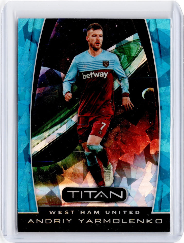 2019-20 Chronicles Soccer ANDRIY YARMOLENKO Titan 94/99-Cherry Collectables