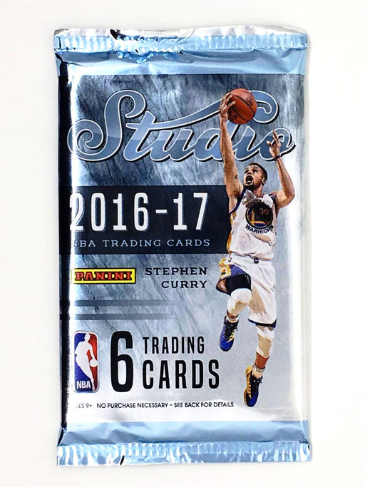 2016/17 Panini Studio Basketball Hobby Pack-Cherry Collectables