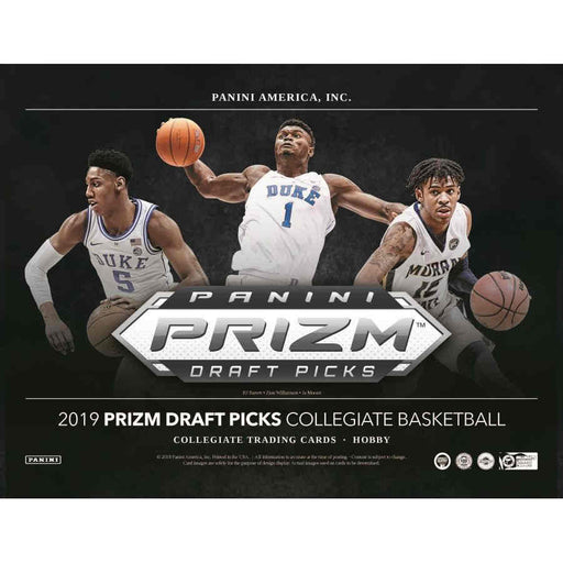 2019-20 Panini Prizm Collegiate Draft Picks Basketball Hobby Box (Pre Order Oct 18)-Cherry Collectables