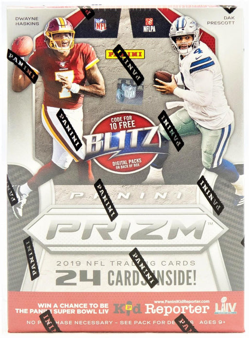 2019 Panini Prizm Football 6-Pack Blaster Box-Cherry Collectables