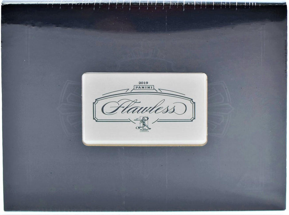 2019 Panini Flawless Baseball Hobby Box-Cherry Collectables