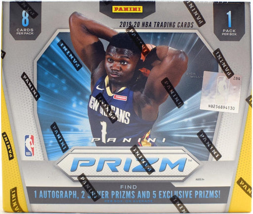 2019-20 Panini Prizm Choice Basketball Hobby Box-Cherry Collectables