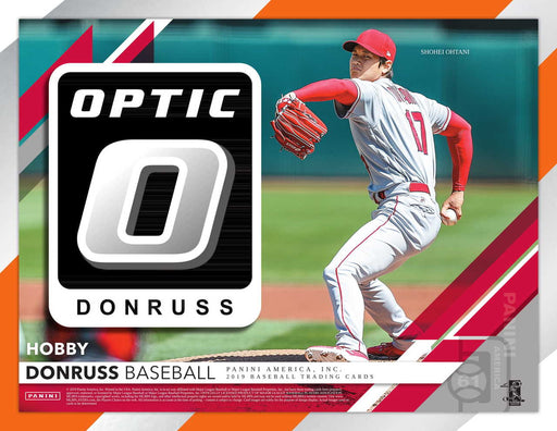 2019 Panini Donruss Optic Baseball Hobby Pack-Cherry Collectables