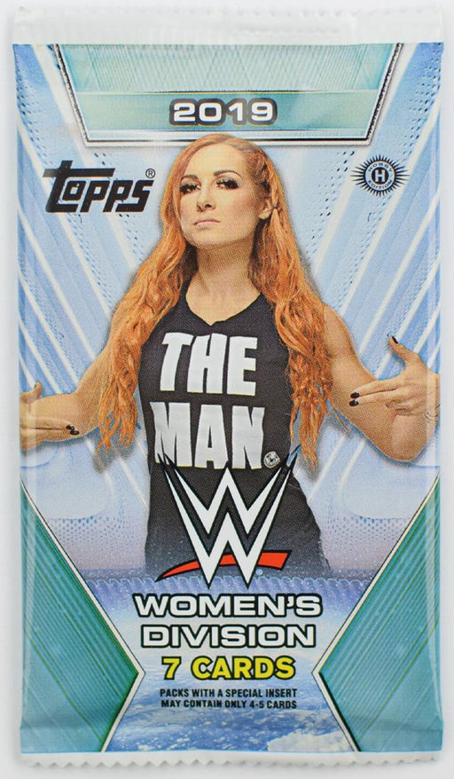 2019 Topps WWE Women's Division Hobby Pack-Cherry Collectables