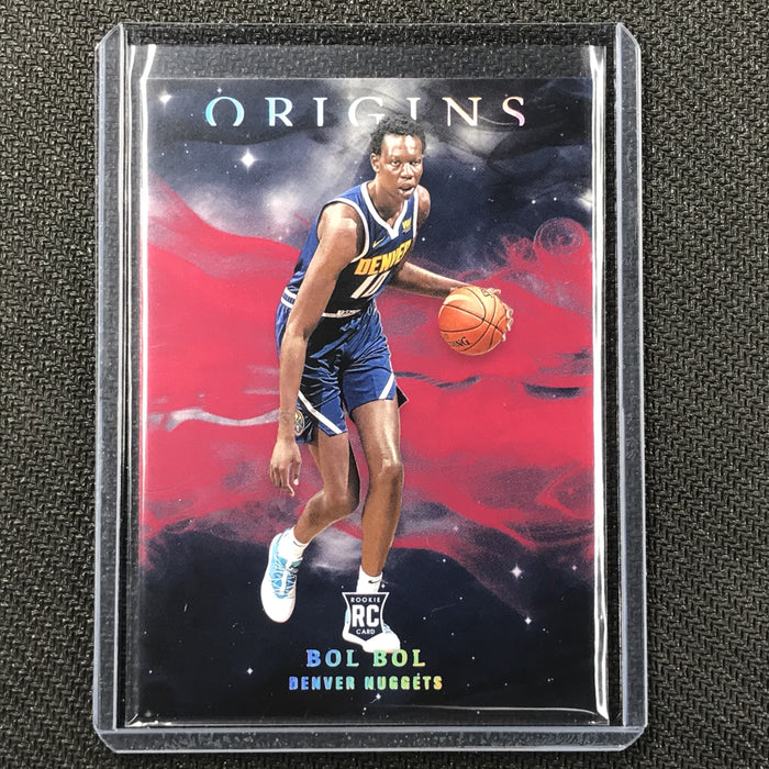2019-20 Origins BOL BOL Red Rookie Base Holo #28-Cherry Collectables