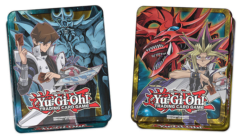 Yu-Gi-Oh! TCG Mega Tin 2016 - 2 Tin Set-Cherry Collectables