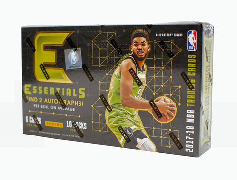 2017-18 Panini Essentials Basketball Hobby Box-Cherry Collectables