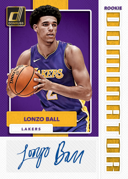 2017-18 Donruss Basketball Hobby Pack-Cherry Collectables