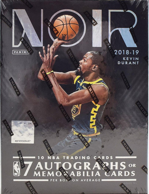 2018-19 Panini Noir Basketball Hobby Box-Cherry Collectables