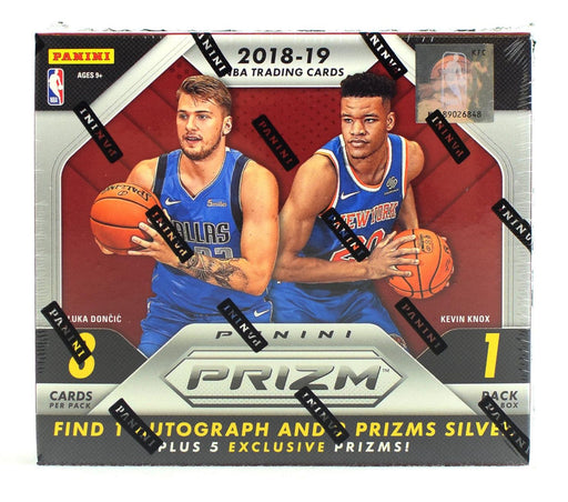 2018-19 Panini Prizm Basketball Choice Box-Cherry Collectables