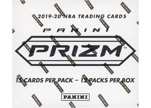 2019-20 Panini Prizm Basketball Cello Multi Pack Box-Cherry Collectables